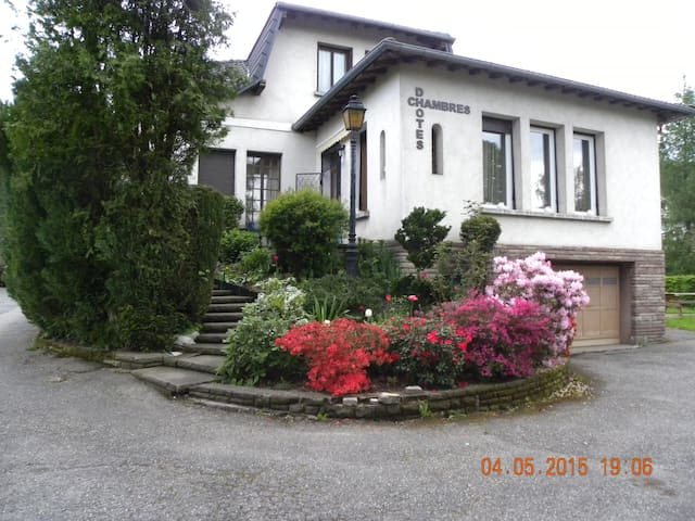 Jolie chambre d'hôte à Belfort - Cravanche
