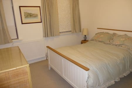Double rooms in quiet secluded location - Isle of Wight - Rumah