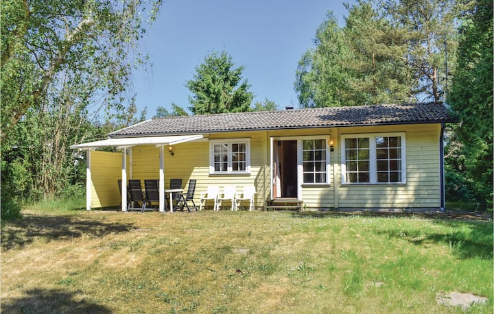 Beautiful home in Löderup with WiFi and 3 Bedrooms