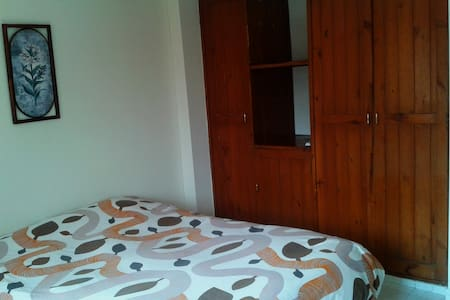 Room in quiet apart. of Manizales