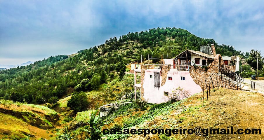 Casa Espongeiro + MTB option