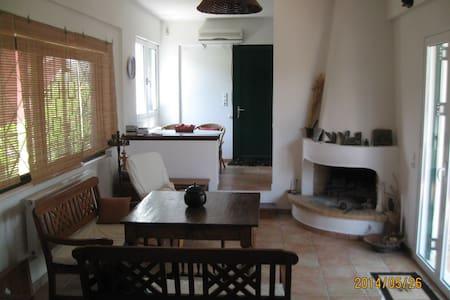 Olive Tree Garden House- Xylokastro - Καμάρι