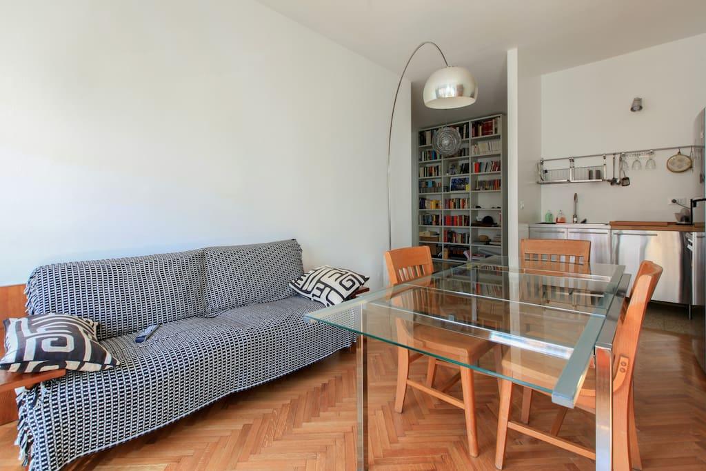 Zona tortona camera bagno privato appartamenti in for Zona tortona milano
