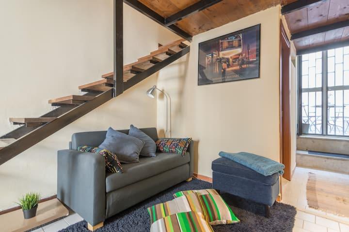 house loft Capodimonte