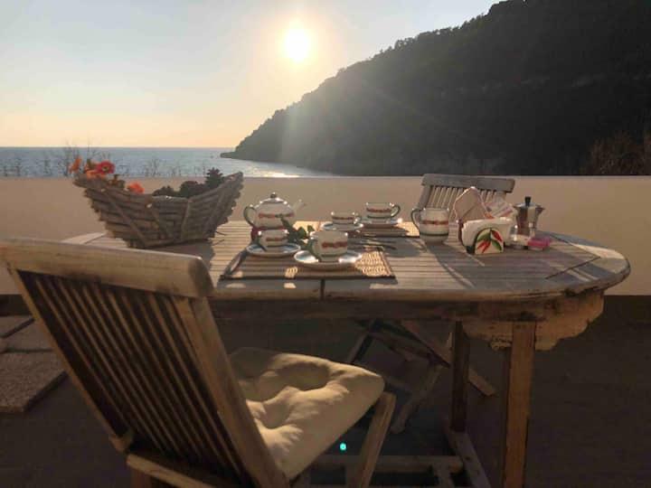 """""""Il Sassolino""""sulla spiaggia Super Relax3283836424"""