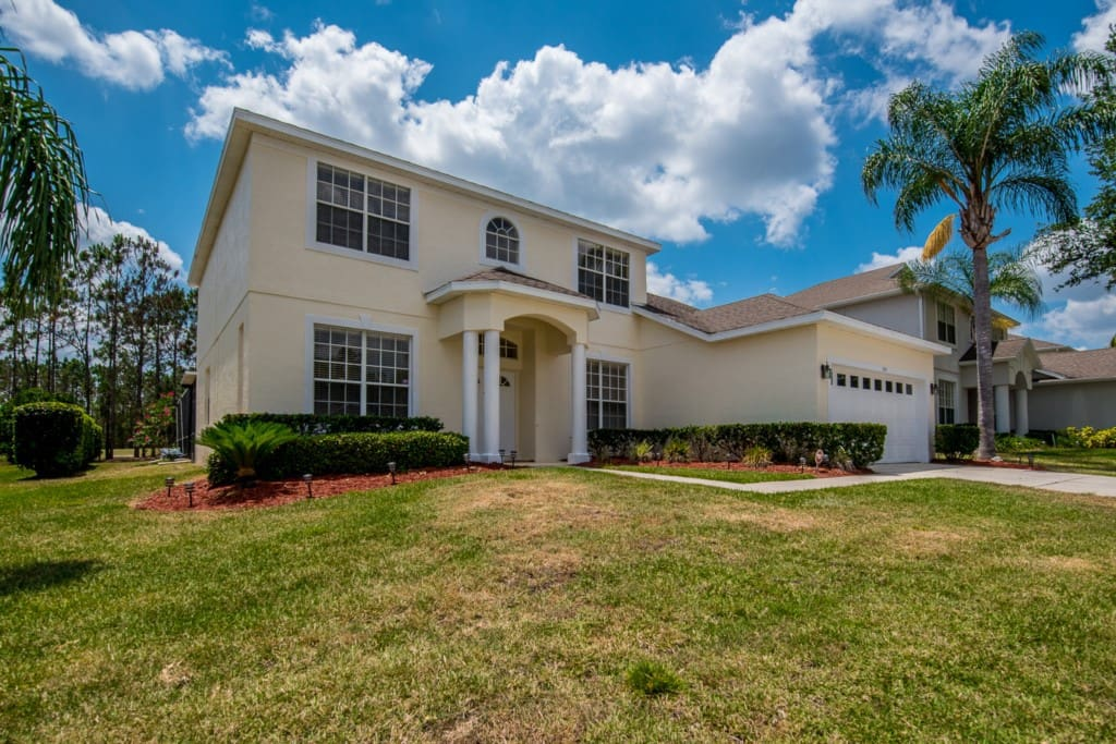Sweet Home Vacation Disney Rentals Vacation Homes Florida Orlando Highland Reserve.