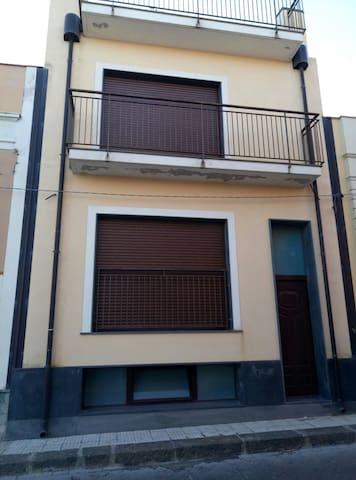 Nuovo bilocale in borgo marinaro - Torre Archirafi - Casa