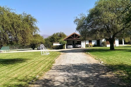 Habitación Privada Casa de campo - Lampa - House