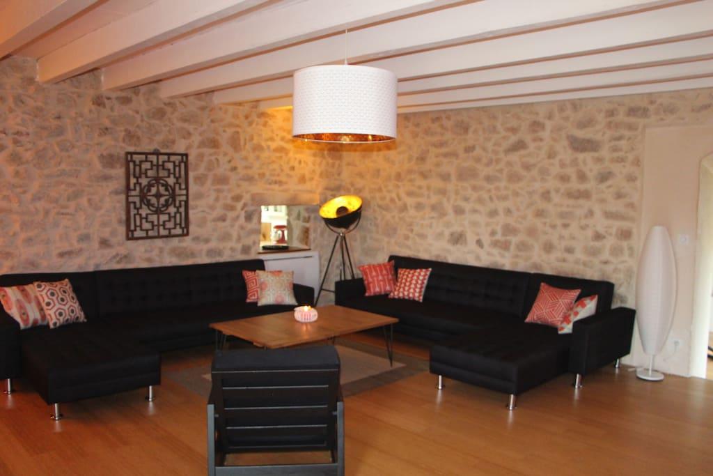 Séjour - Living room