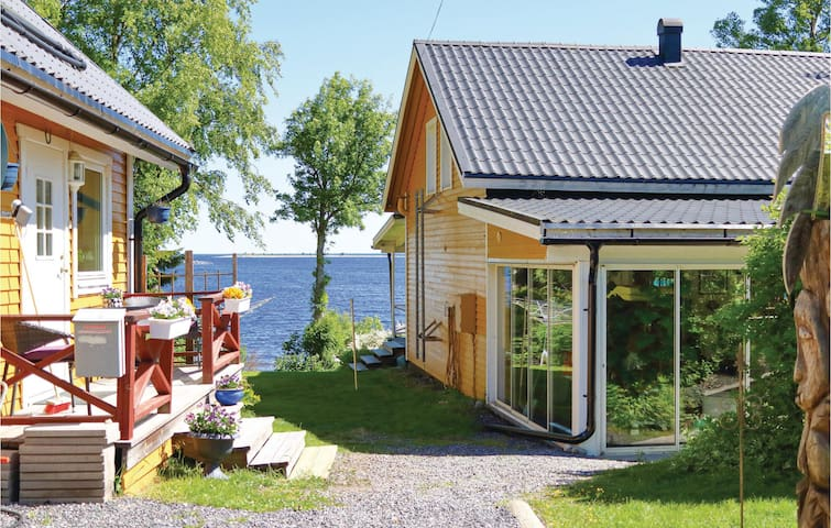 Holiday apartment with 1 room on 30m² in Holmsund