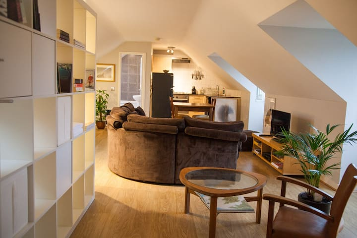 Contemporary Loft Apartment - Falmouth