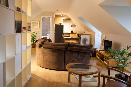 Contemporary Loft Apartment - Falmouth - Loft