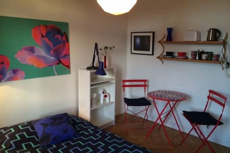Room with bnb in Sofo, Södermalm - Stoccolma