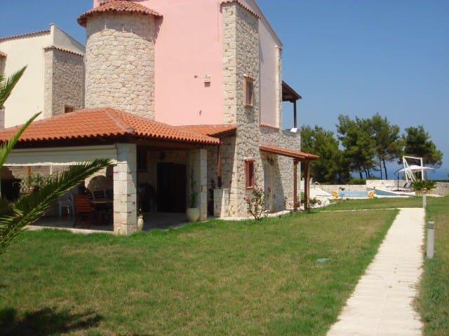 Exquisite villa near the sea! - Afytos - Appartement