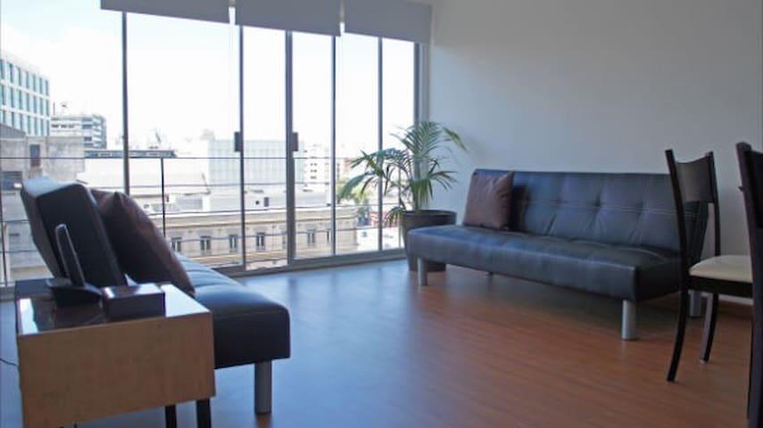 Cozy apartment in Ciudad Vieja