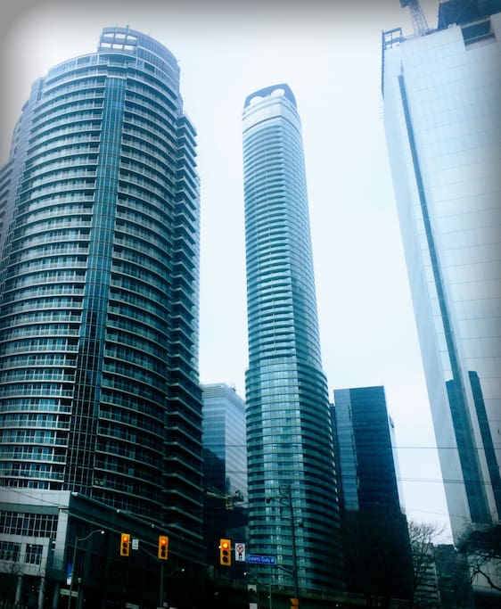 The Condominium Building