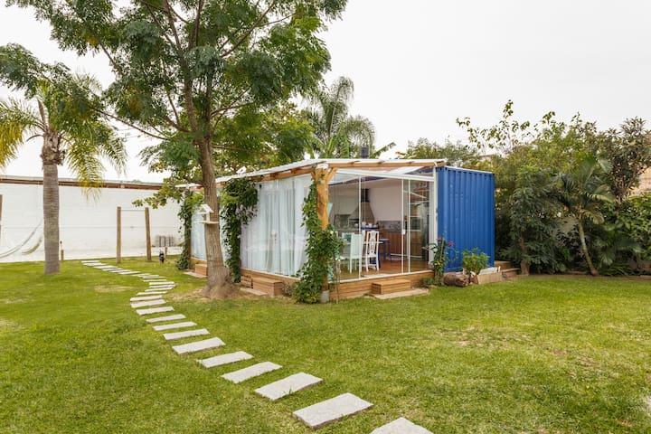 Guest House charmoso e acolhedor 1 - Florianópolis - Loft