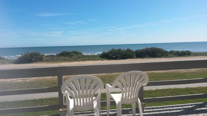 Unique Ocean Front Beach House