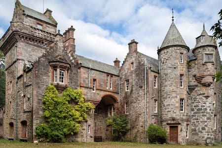 Garden Apartment Blackcraig Castle - Ballintuim - Lejlighed