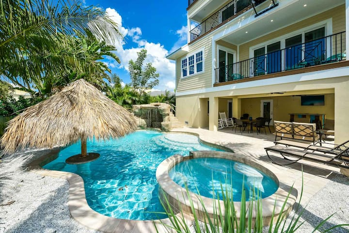 Island Pearl - Four Bedroom House, Sleeps 14