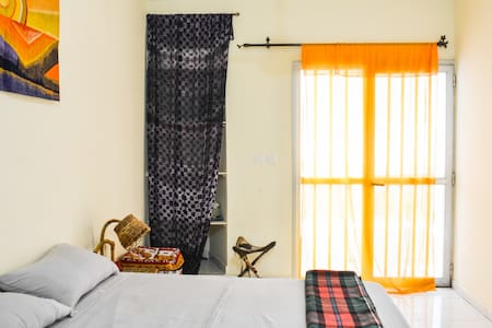 Guestrooms in Central Dakar - Condominium
