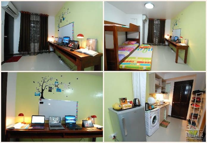 Study Flat For Board Reviewers and Students - Cebu City - Condominium