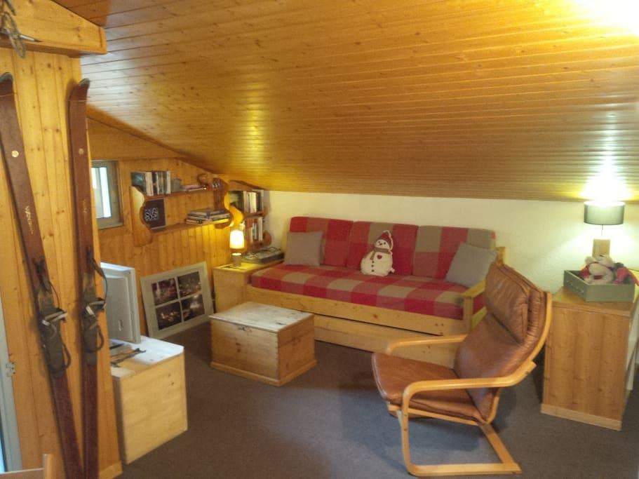 Ideal location renovated cosy appartementen te huur in chamonix rhone alpes frankrijk for Deco slaapkamer chalet