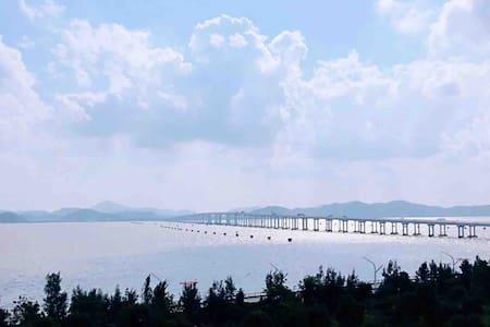 【望海10号】最美海景/阳台看日出/海桥景