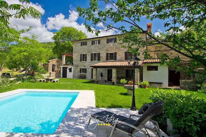 Countryhouse MULINO total privacy - Buzet - วิลล่า