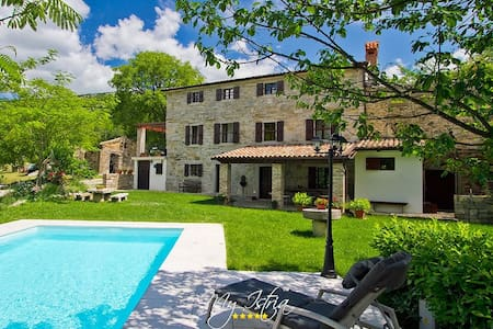 Countryhouse MULINO total privacy - Buzet - Villa