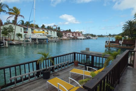 Villa 235B, Jolly Harbour, Antigua - Jolly Harbour