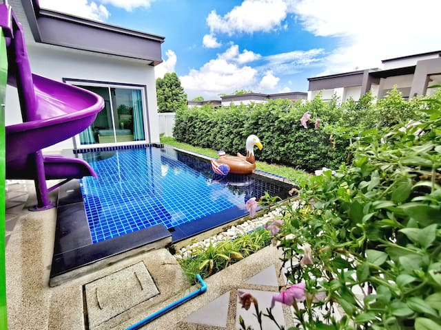 FinHouse Party Villa 3bdr 6-12gst swimming pool