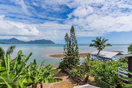 Oceanfront House Kaneohe