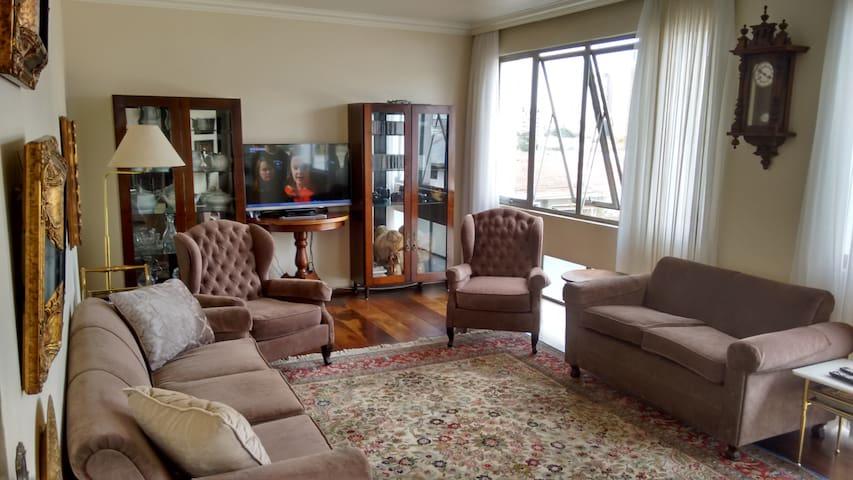 Sua Casa em Curitiba - クリティバ - アパート