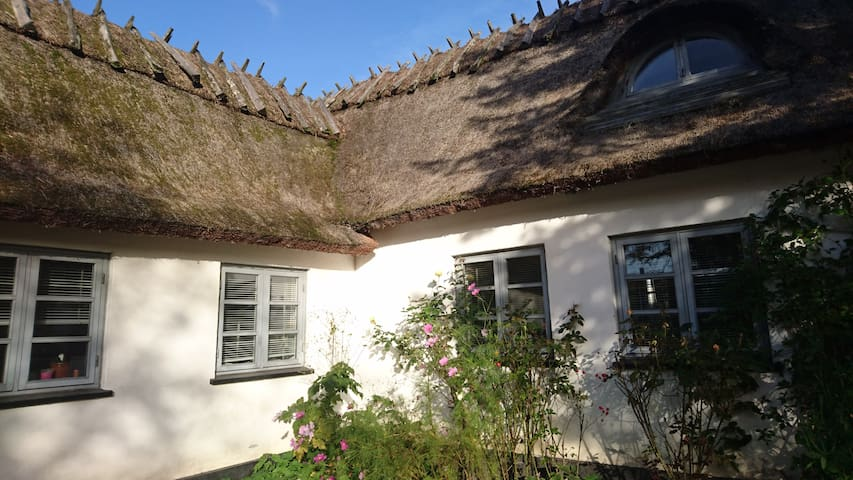 Charming old house close to Copenhagen - Skovlunde - Casa