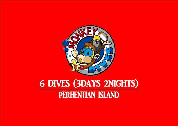 6 FUN DIVES - MONKEY DIVES