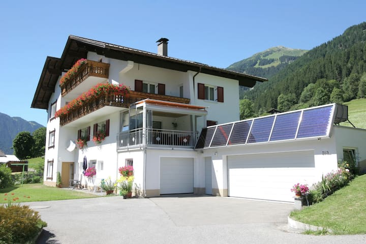Plush Apartment in St Gallenkirch near Montafon