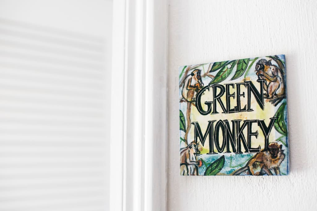 'Green Monkey' Suite