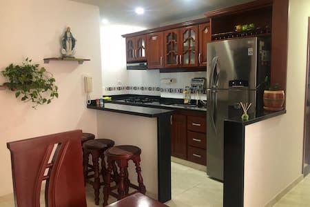 Apartamento Restrepo Meta (12 km de Villavicencio)