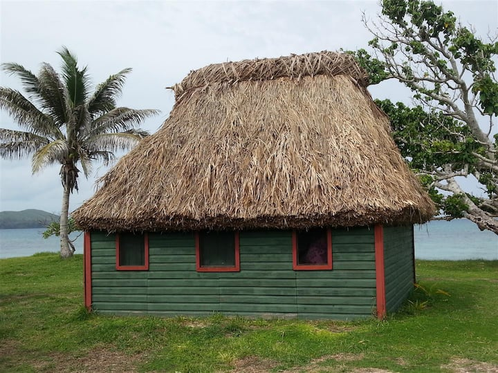 Island Paradise in Yasawa Village