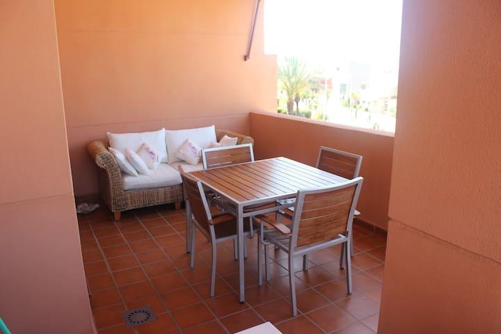 Playa, Golf y Pádel en un paraiso tropical - Motril - House