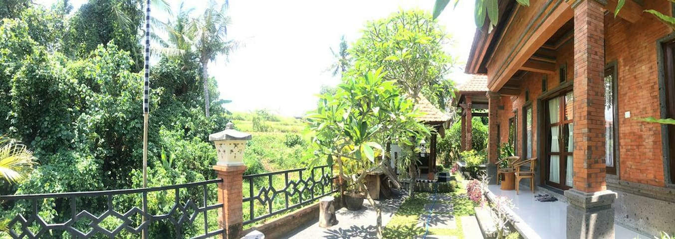 The Miracle House ubud