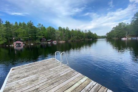 Muskoka Cottage - Lakeside Perfect Getaway
