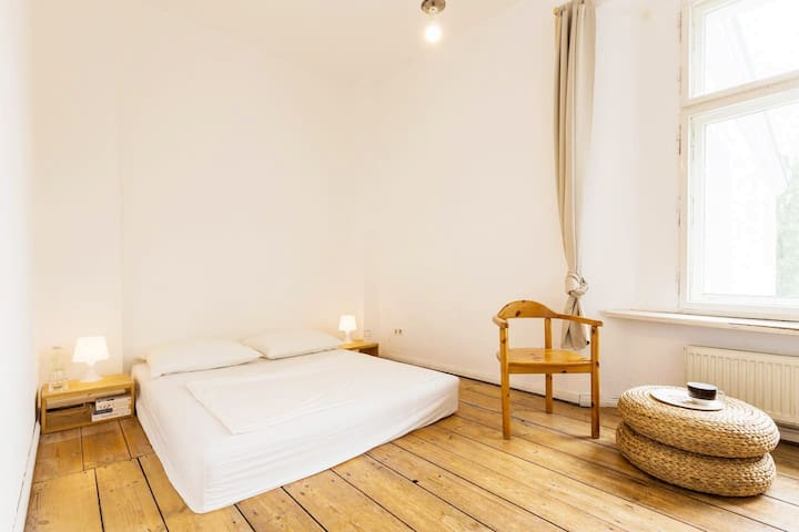 ★Kreuzberg Home★ Bright BR | Green View