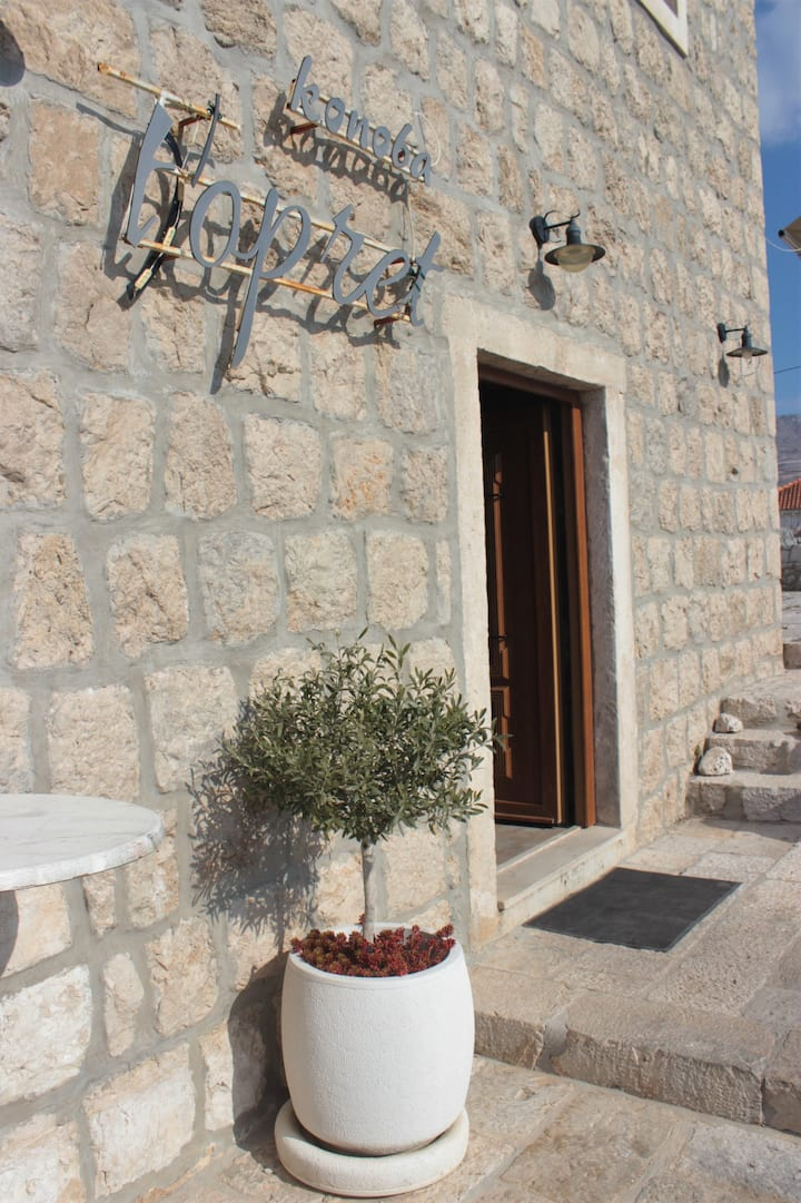 Traditional Dalmatian Stone House