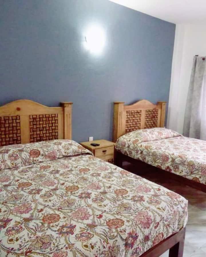 El Patio tu hotel en Tequisquiapan