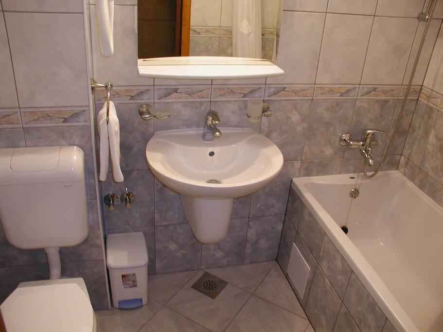 Bathroom - hotel Agava