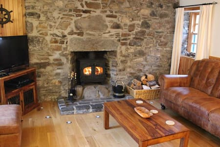 Cosy Fisherman's Cottage in Cullen's Seatown - Cullen - Dom