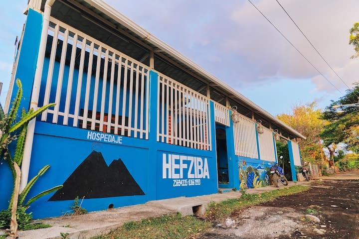 Hefziba B&B AC ROOM 5 of 7 Ometepe Island