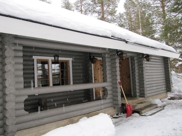 Cottage Levi Lapland - Kittilä - Lomamökki